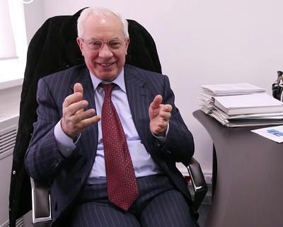 Рублевские владения Николая Азарова на 370 млн руб.