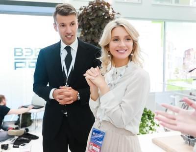 Александр Плутник и Юлия Казинец
