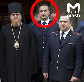 Полковник Сергей Терентьев дослужился до миллиардера.
