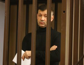 """Дмитрий Сазонов ответит за """"крышу""""."""