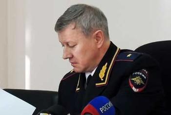 Александра Сидоренко приземлили по делу о вертодроме.