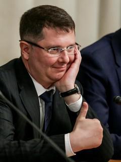 """Сергей Жигарев скрывает """"человека из Майами""""."""
