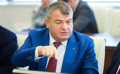 Анатолий Терехов обманул Анатолия Сердюкова на 1,6 млрд руб.