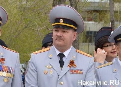 Андрей Шамин грабил полицейских.