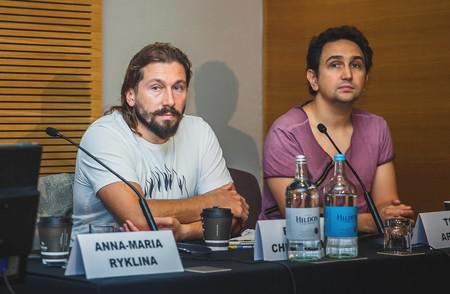 Евгений Чичваркин (слева) и Тимур Артемьев