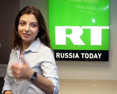 Порнонакрутки Russia Today.