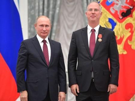 Кирилл Дмитриев, глава РФПИ и плейбой.