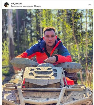 Николай Чоулз (Песков)