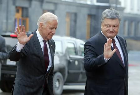 Как Петр Порошенко и Джо Байден Украину обустраивали.