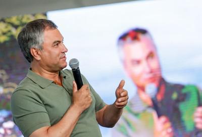 Активы семьи Вячеслава Володина.