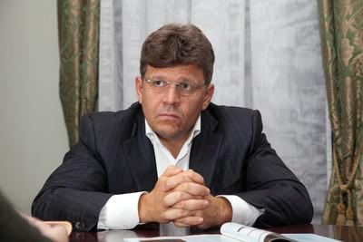Руслан Горюхин забрался на Ивановскую горку.
