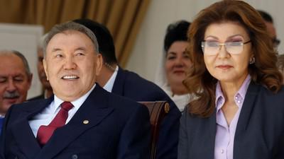 Московская жилпдощадь Дариги Назарбаевой.
