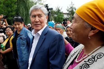 Алмазбек Атамбаев сядет на срок больше президентского.