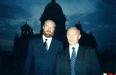 Сергей Пугачев показал Тихонову и Воронцову в юности.