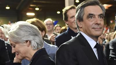 Франсуа Фийону избрали 5 лет, 3 из них — условно.
