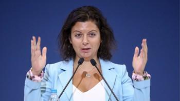 """Маргарита Симоньян """"не обманывает своего начальника Путина""""."""