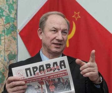 ЕСПЧ обязал Россию выплатить Рашкину €7800 за право выражаться.