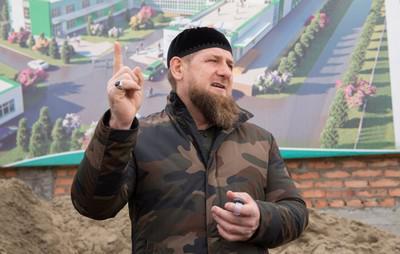 Бункер Рамзана Кадырова.