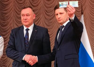 Сергей Фургал (справа)