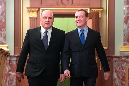 Мишустин заработал за год больше Медведева.