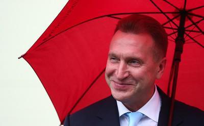 Игорь Шувалов расстался с 2 тыс. кв. м и получил 179 млн руб.