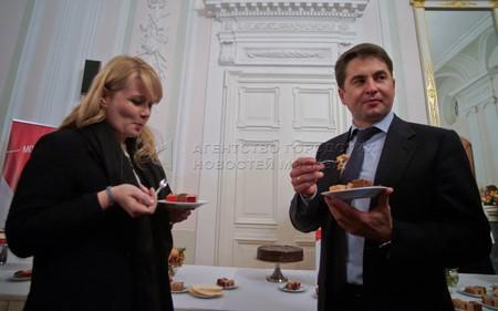 Наталья Сергунина и Алексей Немерюк