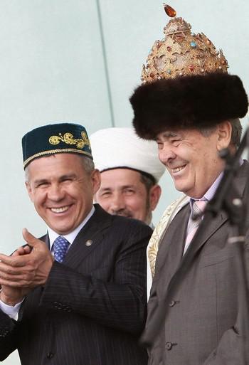 Квадратные метры семьи Рустама Минниханова оценили в 3,5 млрд руб.