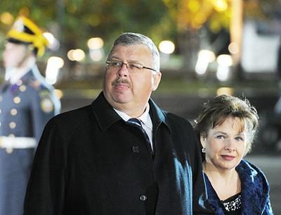 Андрей и Людмила Бельяниновы