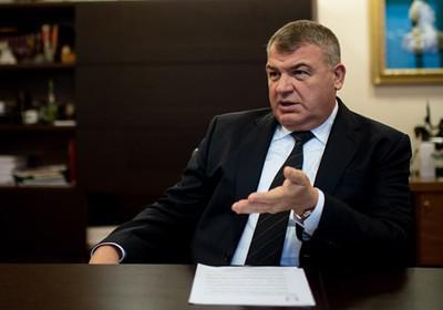 Вертолетные деньги Анатолия Сердюкова.