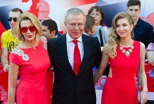 Счастливая лотерея Вячеслава Фетисова.