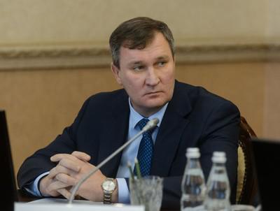 Владимир Левцев взял кассу.