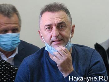 Владимир Романюк и Сергей Глущенко (справа)