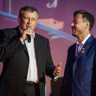 Александр Дрозденко (слева) и Юрий Бобылев