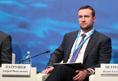 Андрей Патрушев стал геологоразведчиком.