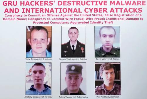 """""""Хакерам ГРУ"""" насчитали $10 млрд ущерба."""