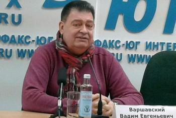 Вадиму Варшавскому нашли дело поближе к земле.