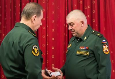 Виктор Золотов и Сергей Милейко