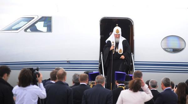Царствие земное патриарха Кирилла.