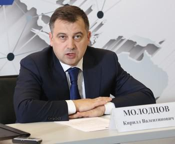 Кирилл Молодцов решил квартирный вопрос.