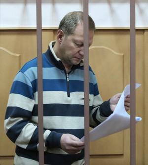 Петр Гришин отсидит за хромосомы без чинов.