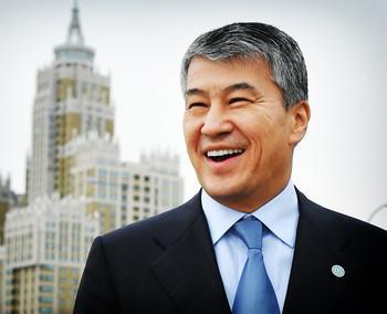 Кайрат Боранбаев