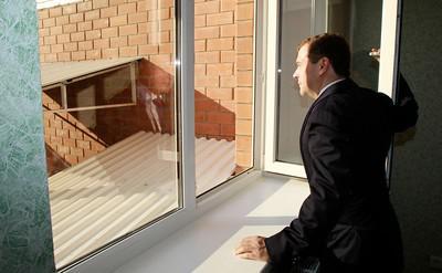 Дмитрий Медведев лишился квартиры.