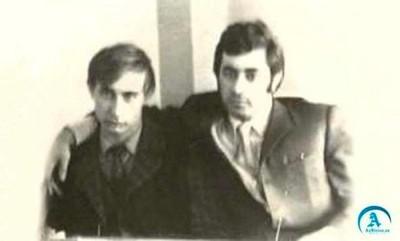 Владимир Путин и Ильгам Рагимов