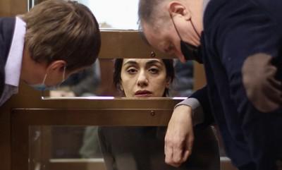 Карина Цуркан получила 15 лет за шпионку Карлу.