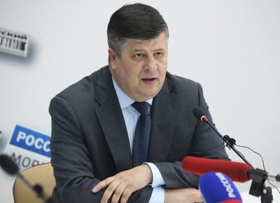 Владимир Мазов помог банку сбыть экспоцентр за бюджетные 217 млн руб.