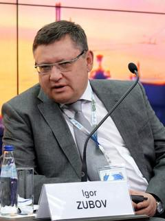 Замминистра МВД Игорь Зубов и набитый налом самолет.