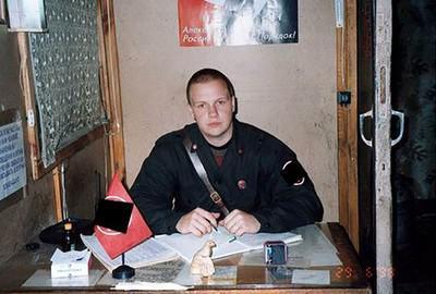 Дмитрий Демушкин (1990-е гг.)