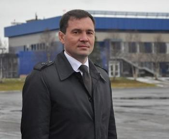 Андрей Осипов не разрулил с дорожным знаком.