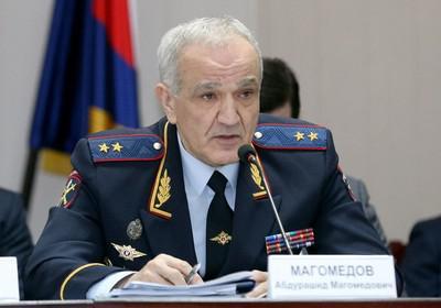 Абдурашид Магомедов