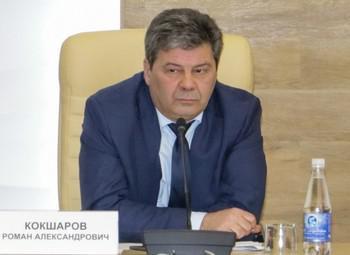 Серийный карьерист Роман Кокшаров.